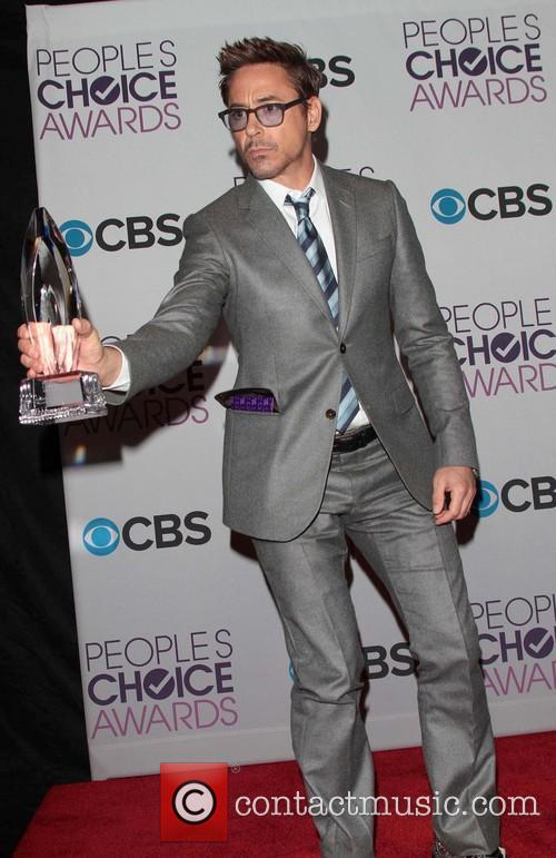 Robert Downey Jr and Annual People's Choice Awards 8