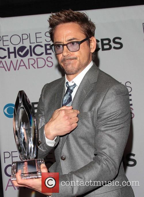 Robert Downey Jr and Annual People's Choice Awards 1