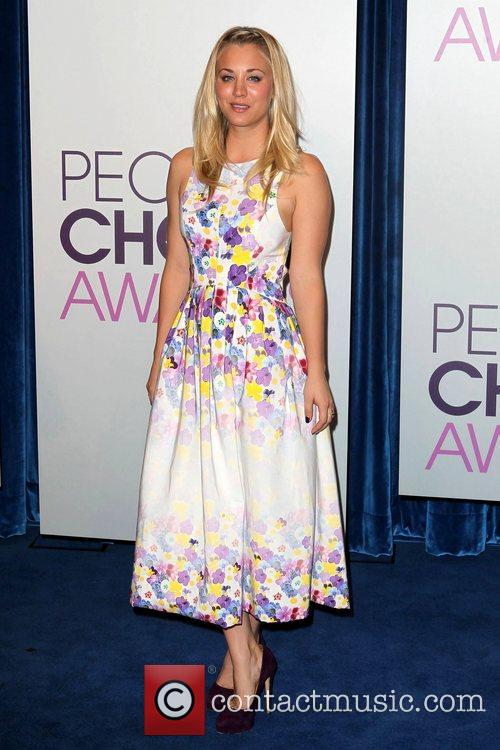 Kaley Cuoco and People's Choice Awards 5