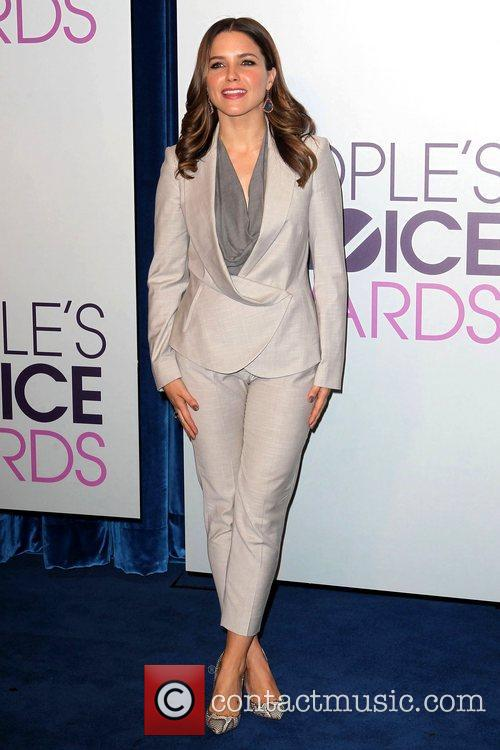 Sophia Bush The 2013 People's Choice Awards nomination...
