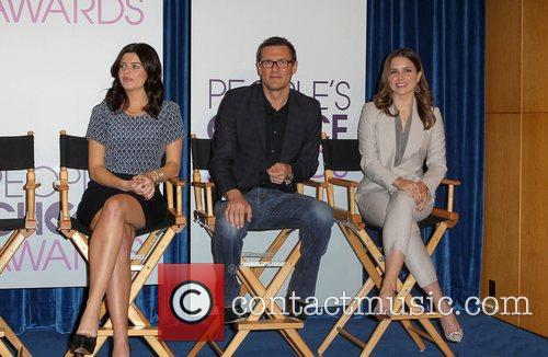 Casey Rose Wilson, Jason O'Mara, Sophia Bush The...