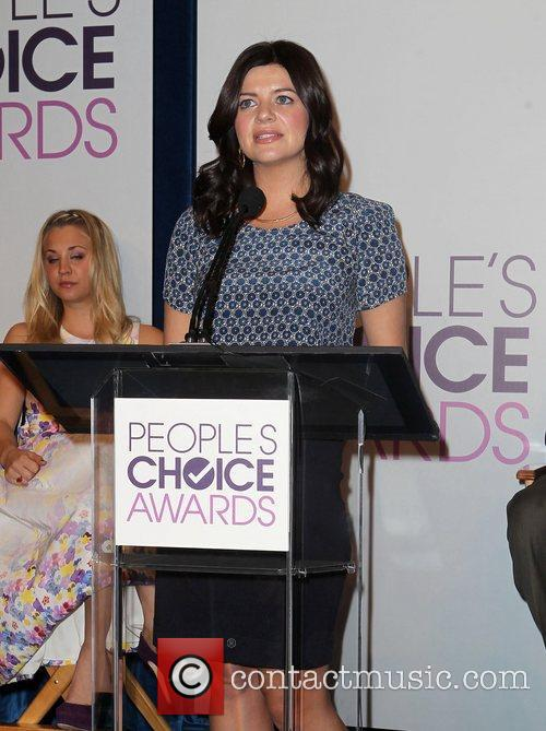Casey Rose Wilson and People's Choice Awards 6