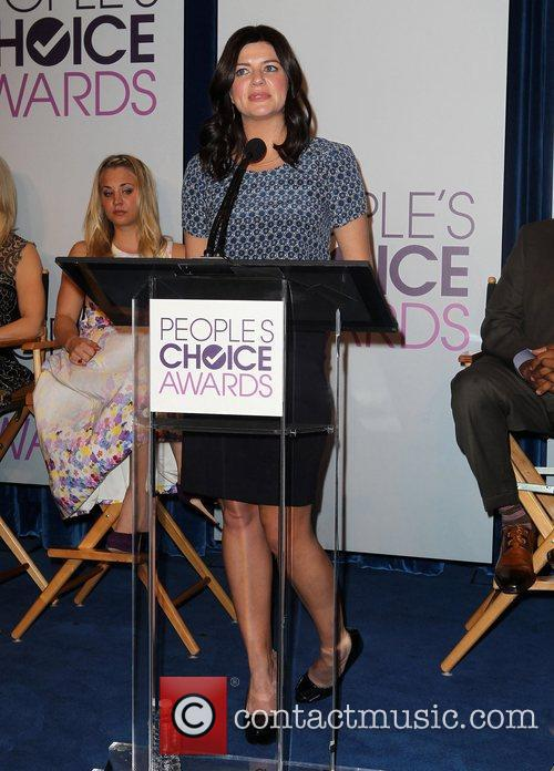 Casey Rose Wilson and People's Choice Awards 10