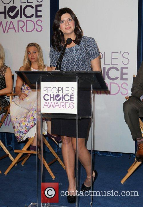 Casey Rose Wilson and People's Choice Awards 7