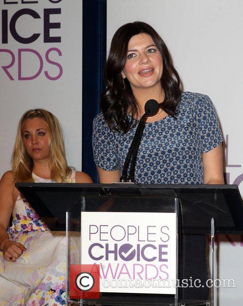 Casey Rose Wilson and People's Choice Awards 9