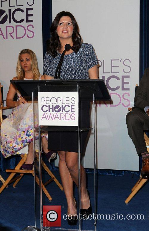 Casey Rose Wilson and People's Choice Awards 4