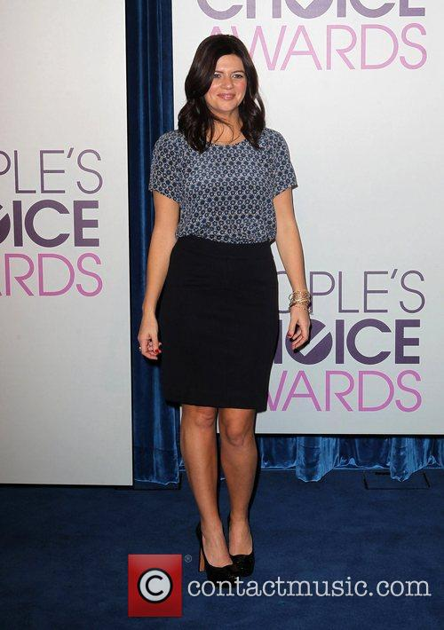 Casey Rose Wilson and People's Choice Awards 5
