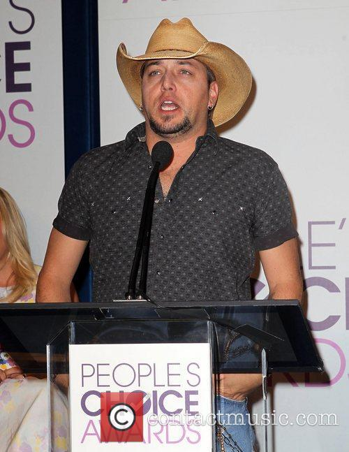 Jason Aldean and People's Choice Awards 5