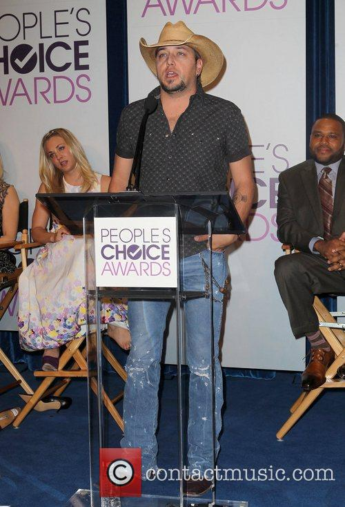 Jason Aldean and People's Choice Awards 8