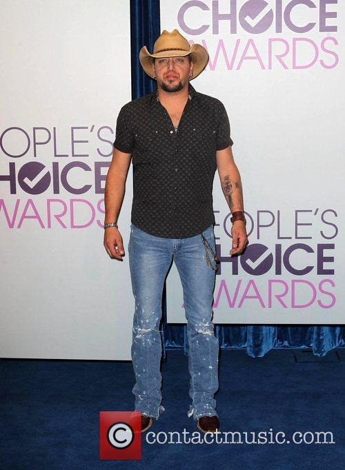 Jason Aldean and People's Choice Awards 11