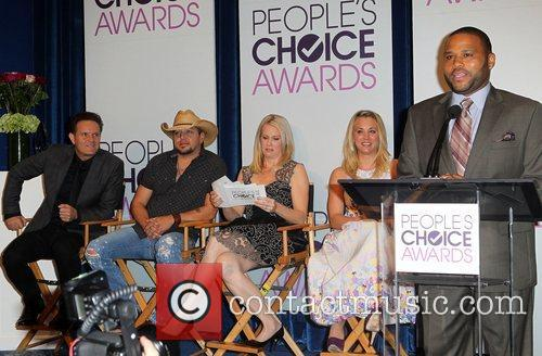 Mark Burnett, Jason Aldean, Monica Potter, Kaley Cuoco,...