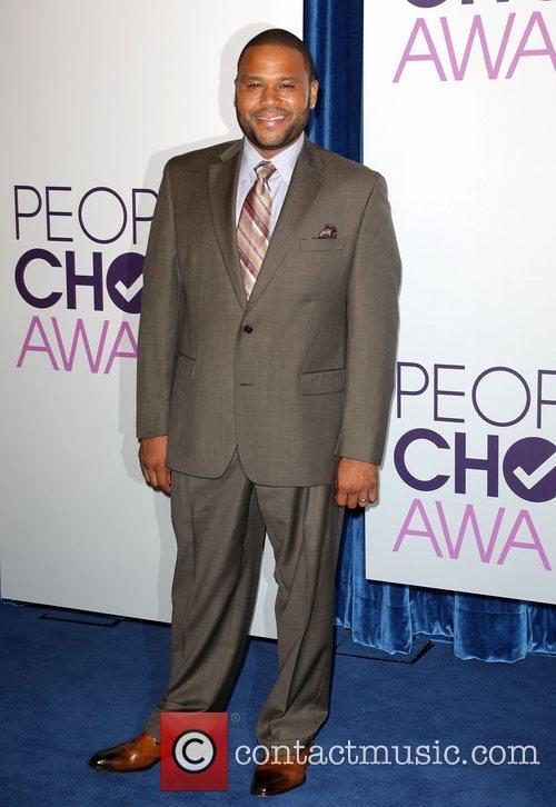 Actor Anthony Anderson People's Choice Awards 2013 Nominations...