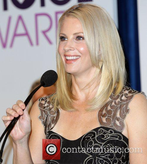 Monica Potter and People's Choice Awards 5