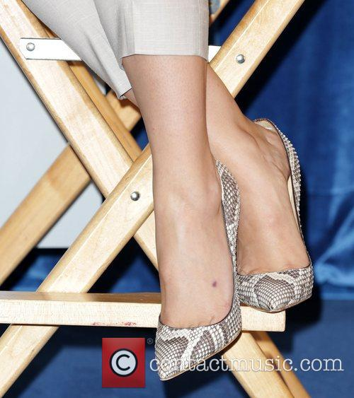 Sophia Bush (shoe detail) People's Choice Awards 2013...