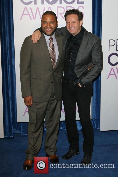 Anthony Anderson and Executive Producer Mark Burnett The...