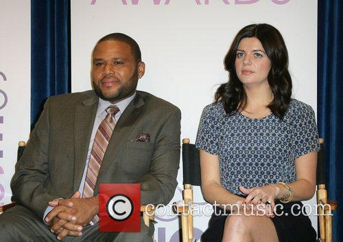 Anthony Anderson and Casey Wilson The 2013 People's...