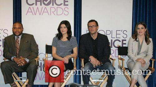 Anthony Anderson, Casey Wilson, Jason O'Mara and Sophia...