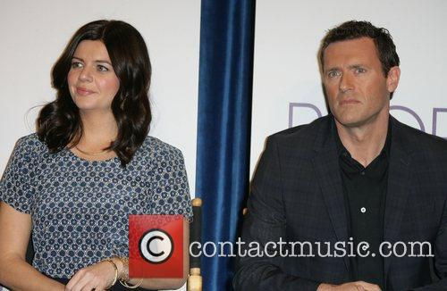 Casey Wilson and Jason O'Mara The 2013 People's...
