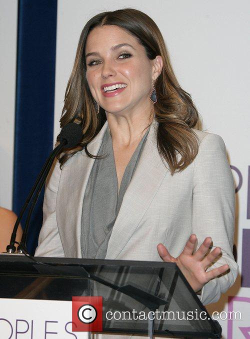 Sophia Bush The 2013 People's Choice Awards Nominee...