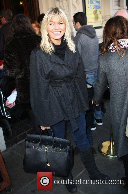 Kate Thornton Celebrity Gala Opening of Peppa Pig's...