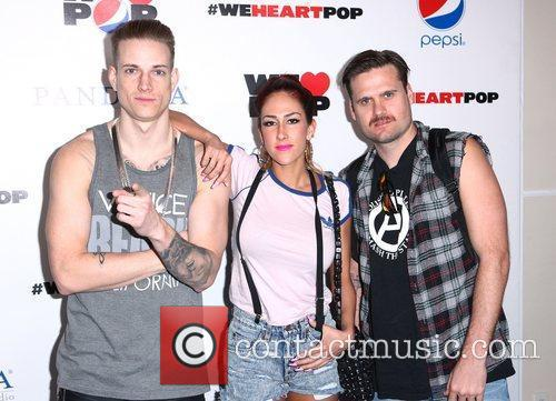 Pepsi and Pandora 'We Love Pop' GRAMMY Party...