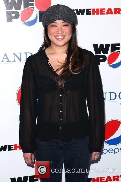 Jenna Ushkowitz and Grammy 2