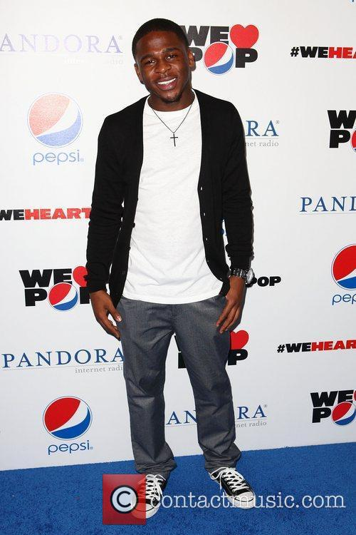 Marcus Canty Pepsi and Pandora 'We Love Pop'...