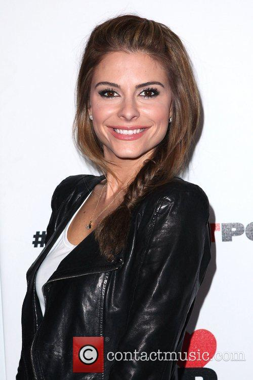 Maria Menounos and Grammy 3