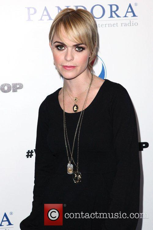 Taryn Manning and Grammy 1