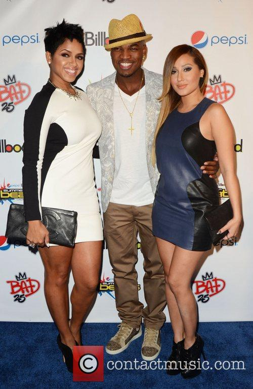 Ne-yo and Adrienne Bailon 2