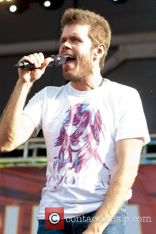 Perez Hilton B96 Pepsi Summerbash held at Toyota...