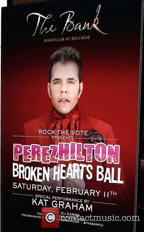 Rock The Vote Presents Perez Hilton's Broken Hearts...