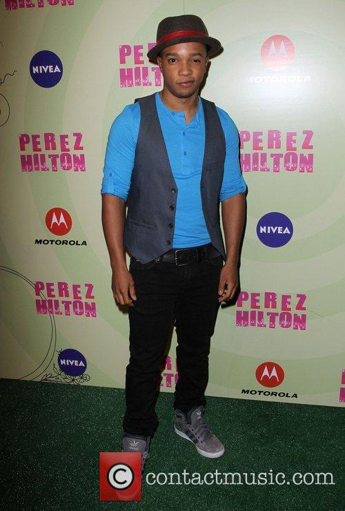 Benjamin Charles-Watson Perez Hilton's Mad Hatter Tea Party...