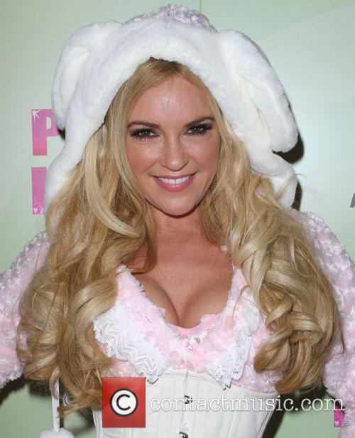 Bridget Marquardt Perez Hilton's Mad Hatter Tea Party...