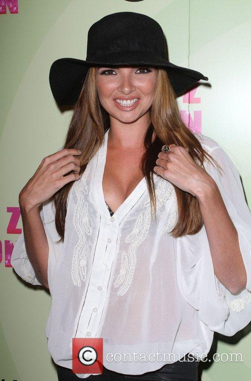 Nadine Coyle Perez Hilton's Mad Hatter Tea Party...