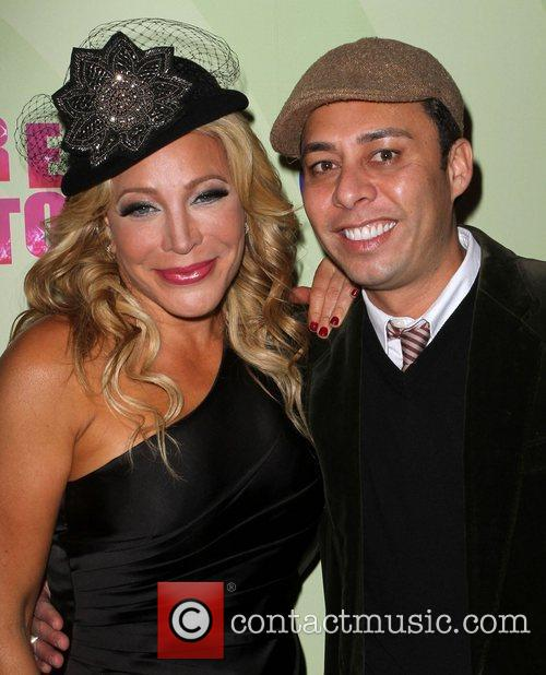 Taylor Dayne and Guest Perez Hilton's Mad Hatter...