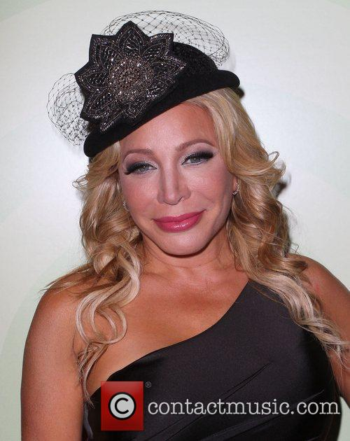 Taylor Dayne Perez Hilton's Mad Hatter Tea Party...