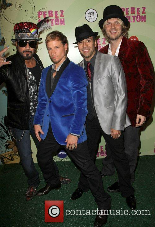 Backstreet Boys and Jade Gordon