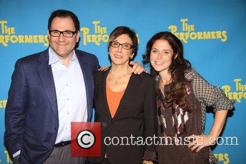 Scott M. Delman, Robyn Goodman and Amanda Lipitz...
