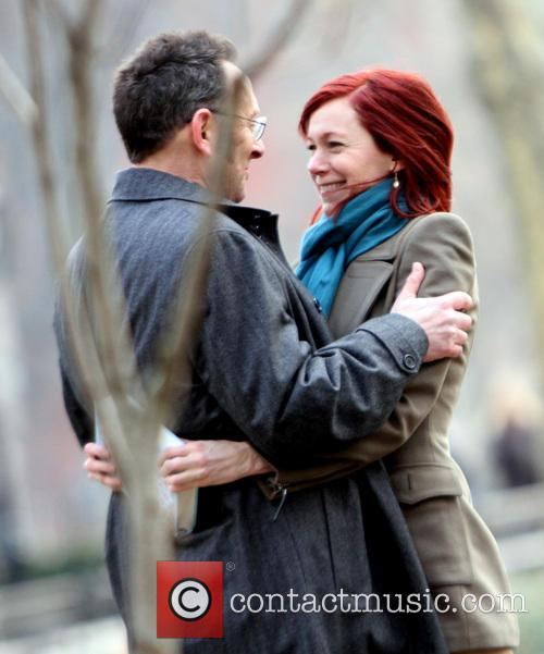 Michael Emerson and Carrie Preston 17