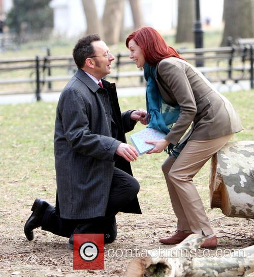 Michael Emerson and Carrie Preston 5