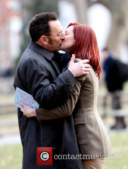 Michael Emerson and Carrie Preston 10