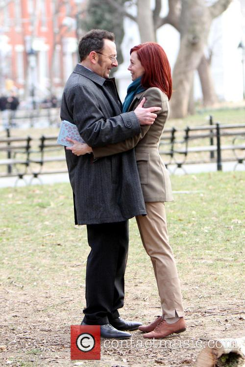 Michael Emerson and Carrie Preston 12