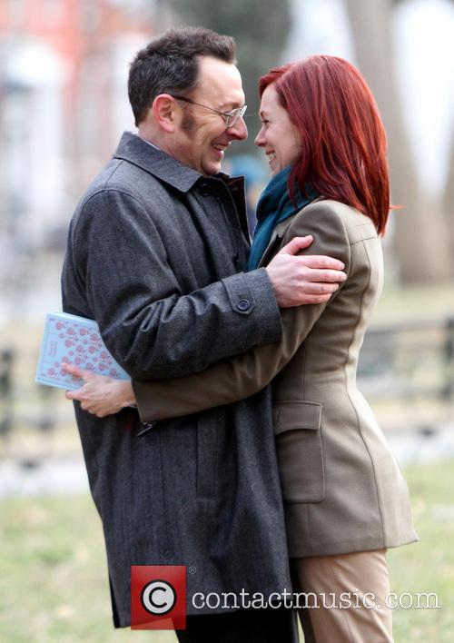Michael Emerson and Carrie Preston 11