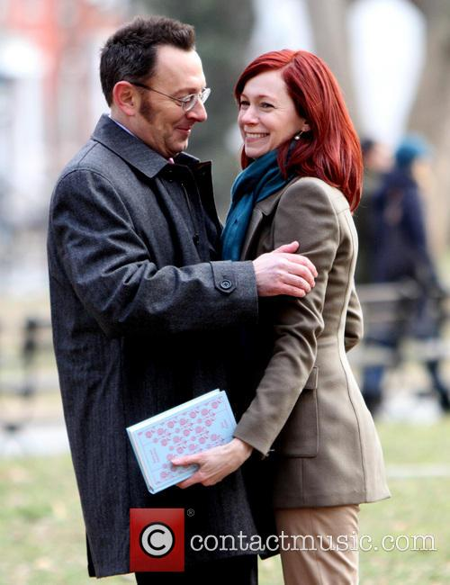 Michael Emerson and Carrie Preston 18