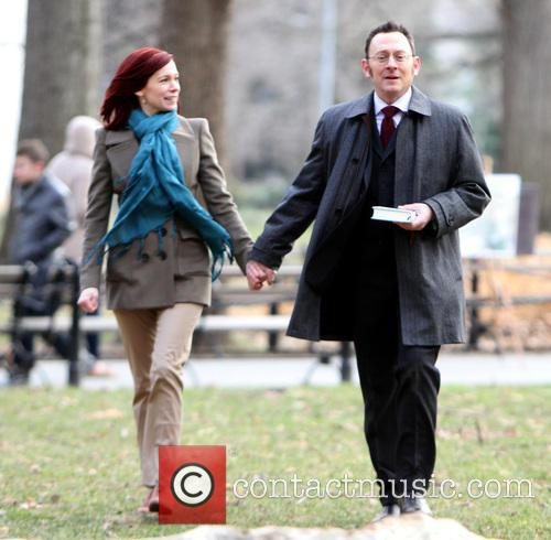 Michael Emerson and Carrie Preston 2