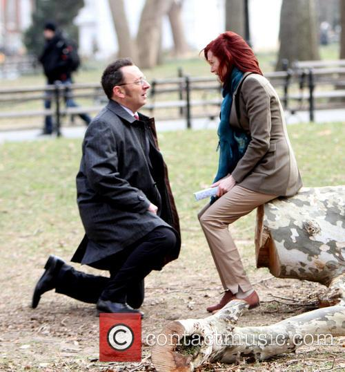 Michael Emerson and Carrie Preston 15