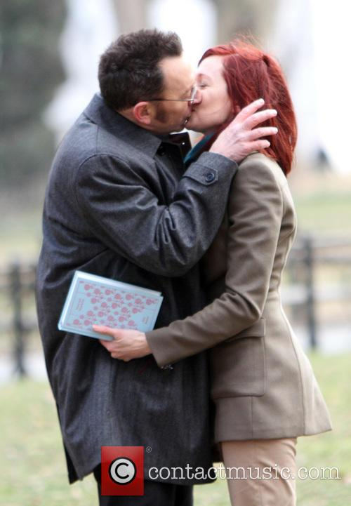 Michael Emerson and Carrie Preston 9