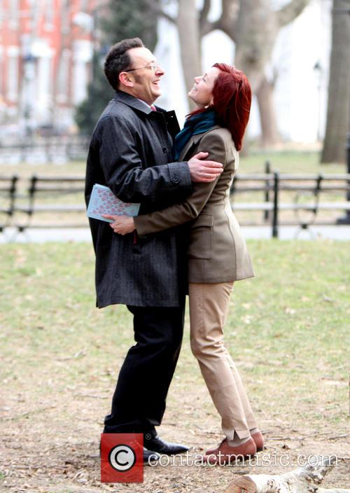 Michael Emerson and Carrie Preston 13