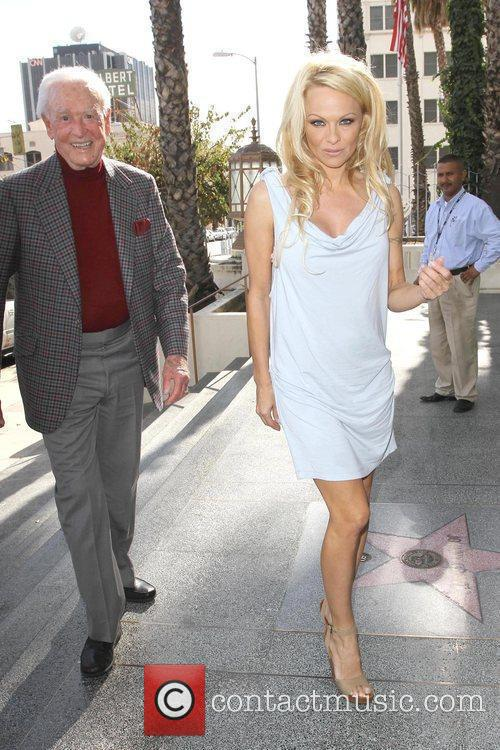 Bob Barker and Pamela Anderson 5